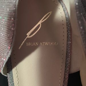 Brian Atwood Shoes - Brian Atwood Iridescent Heels